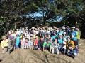 第4回頭岳登山ウォークラリー(山頂にて記念撮影)