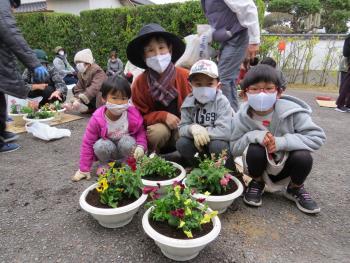 花づくり教室4