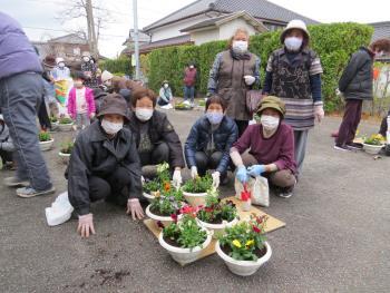 花づくり教室3