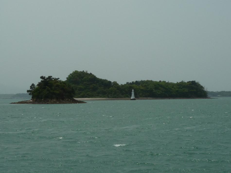 寺島灯台(てらしまとうだい・宇城市三角町)