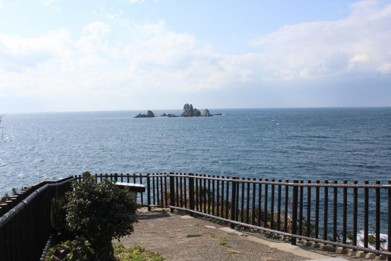 椿公園希望の岬